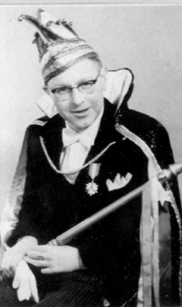 Prins Frans I - 1957 - Theelen